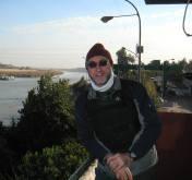 Perimeter Watchtower River Tigris, Baghdad (2006)