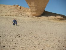 Libya: just north of Al Kufrah and Tazerbo (2002)